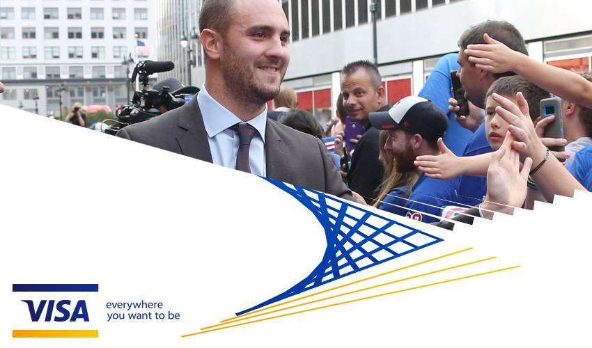 Visa Presents: Player Q&A with Kevin Shattenkirk