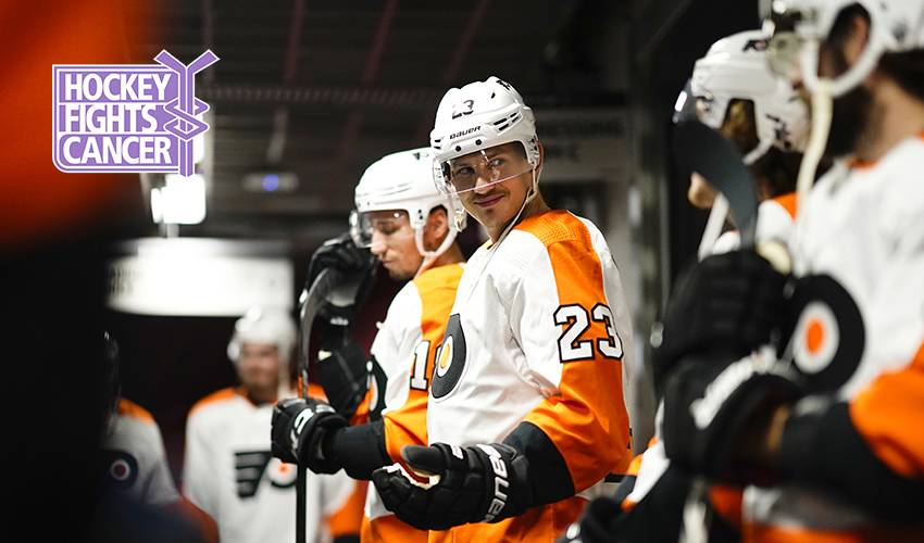 Lindblom, teammates reflect on inspirational journey to recovery