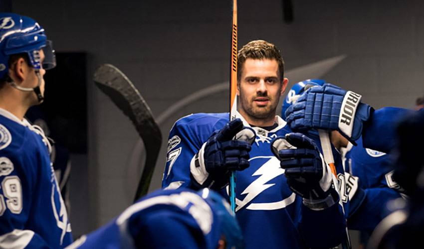 From Harvard to hockey, Killorn a man of many talents