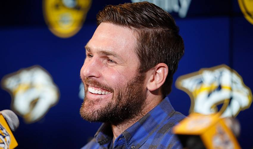 Center Mike Fisher coming out of retirement, will join Preds
