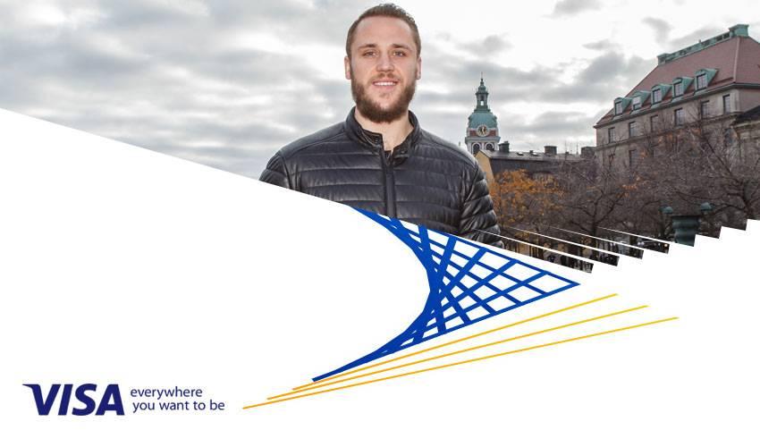 Visa Presents: Player Q&A | Fredrik Claesson