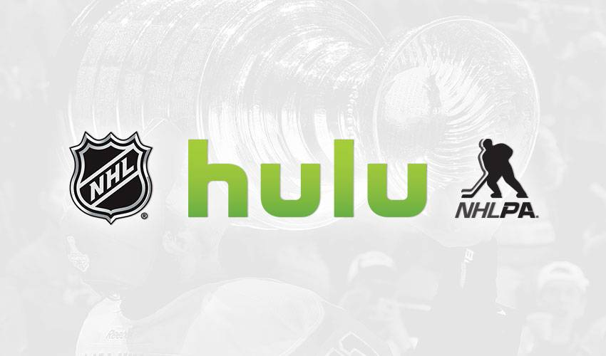 Nhl, Nhlpa And Hulu Announce Partnership