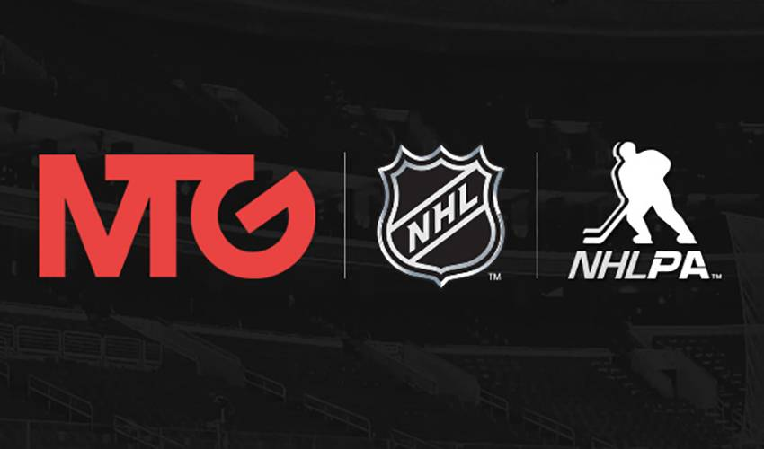 MTG To Broadcast NHL & 2016 World Cup of Hockey