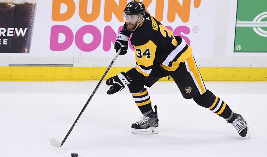 Islanders, RW Tom Kuhnhackl agree to 1-year deal