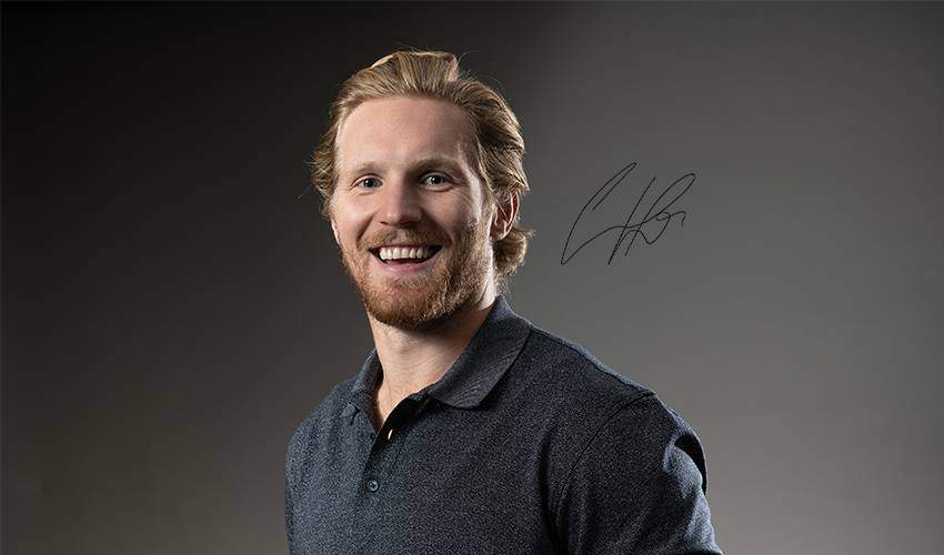 Player Q&A | Gabriel Landeskog