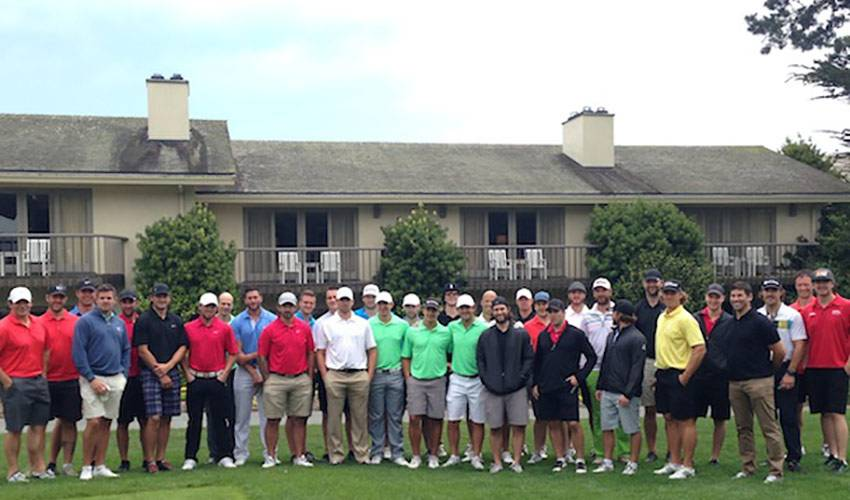 A Charitable Day in Pebble Beach