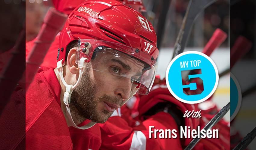 My Top 5 | Frans Nielsen