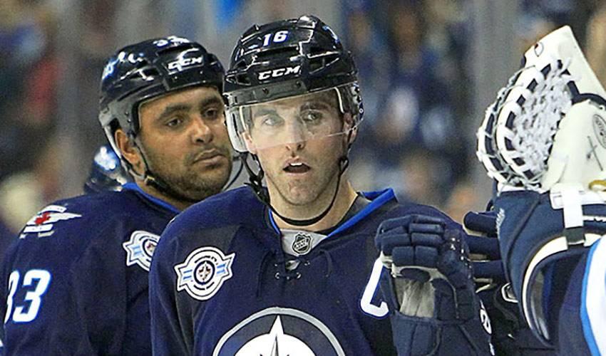 Players vs. Police for Winnipeg Charity
