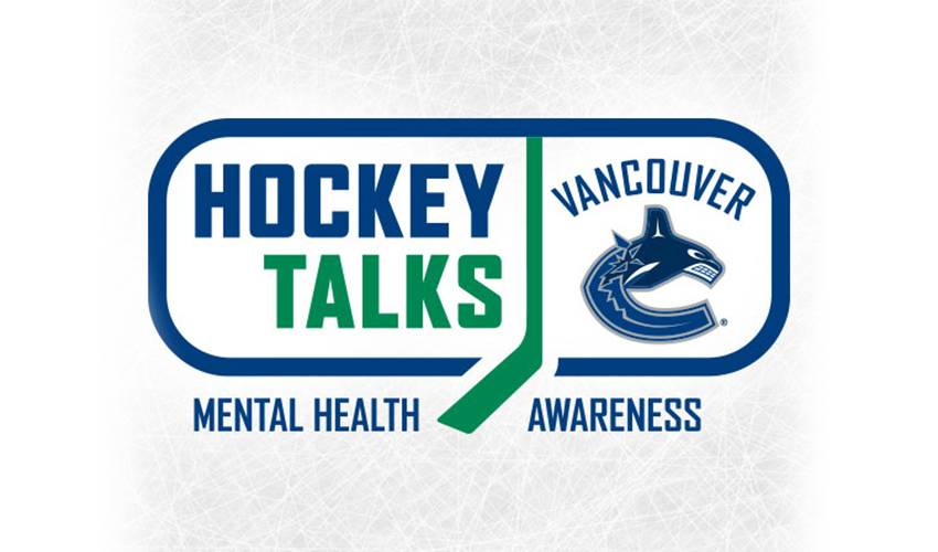 #HockeyTalks Launches to Raise Awareness for Mental Health