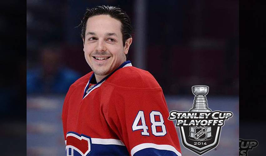 Briere Feeling The Playoff Passion