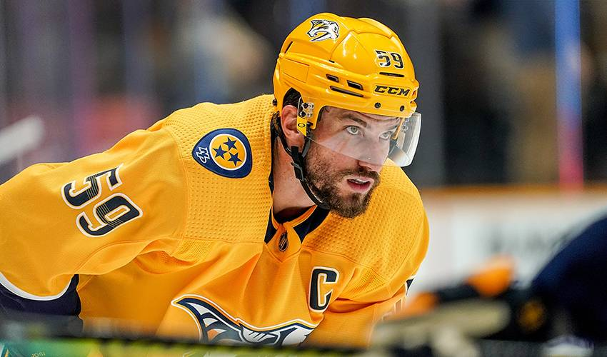 Predators include no-movement clause in Josi's 8-year deal