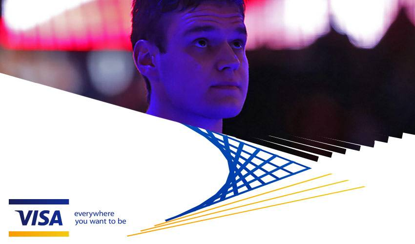 Visa Presents: Q&A with Aleksander Barkov