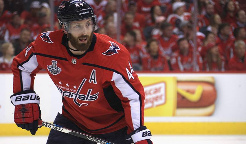 Capitals bring back Brooks Orpik in $1 million, 1-year deal