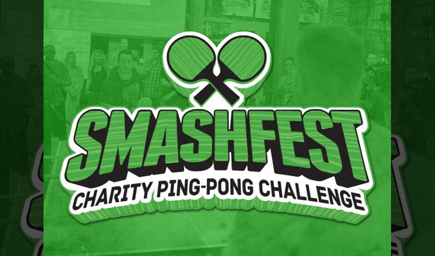 Smashfest! Dominic Moore & Many NHL Players to Participate In Charity Ping-Pong Event on July 25th in Toronto