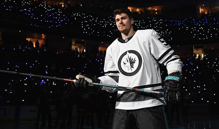 Player Q&A | Mark Scheifele