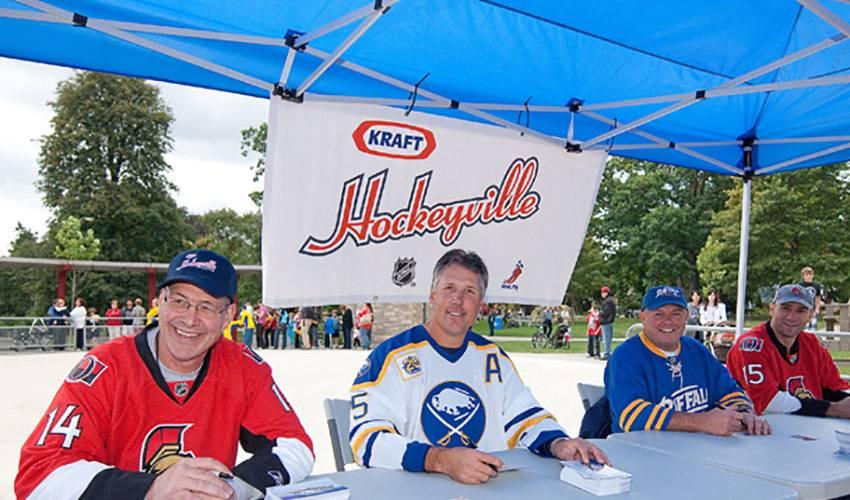 Dundas Is Kraft Hockeyville For 2010