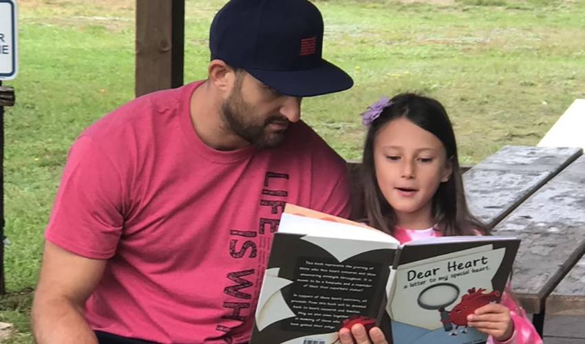 Secret project turned hardcover, Foligno family inspires through Janelle's new book