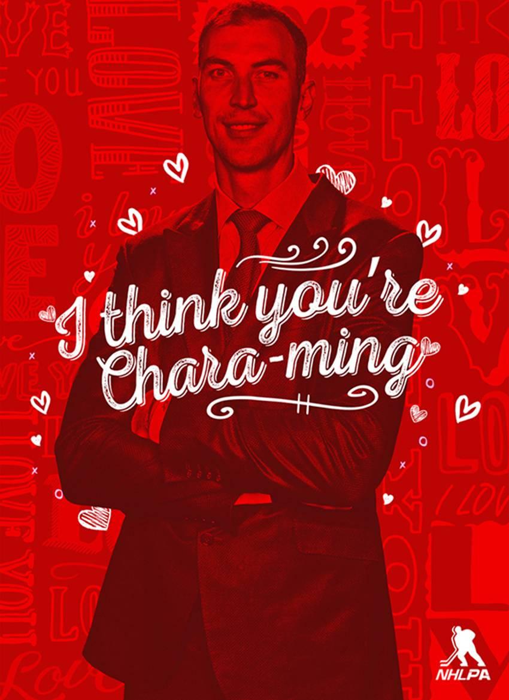 buy online 6bbb6 9b487 Your Punny Valentine   NHLPA.com