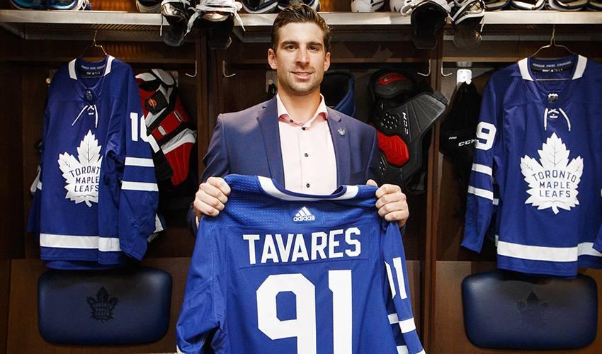 Tavares still working overtime