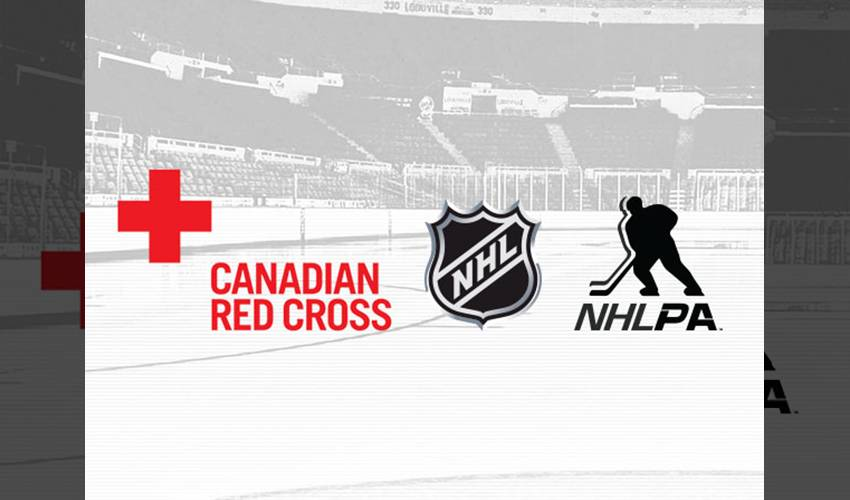 NHLPA, NHL Donate $100,000 to Alberta Flood Relief