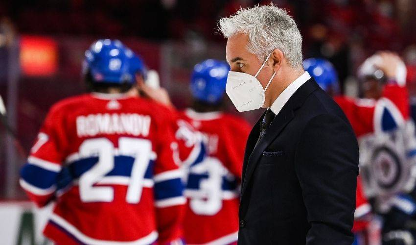 Ducharme expects to rejoin Habs for Game 3 of Cup final after positive COVID-19 test
