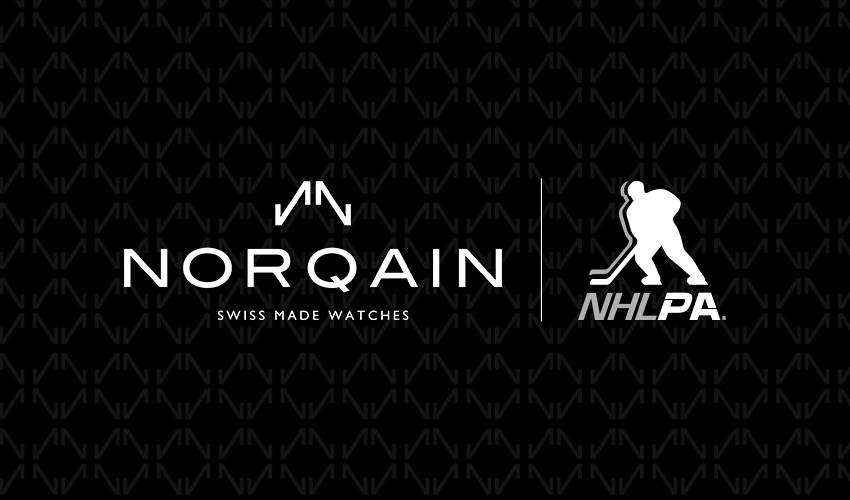 NHLPA and Swiss Watchmaker Norqain Announce Partnership
