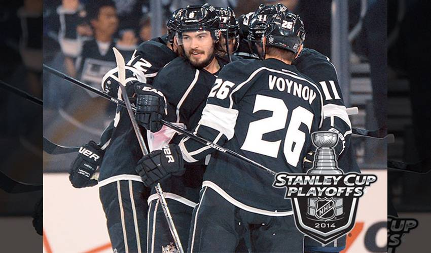 Doughty Dominant For The Kings