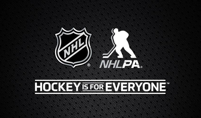 NHLPA and NHL celebrate Black History Month, HIFE
