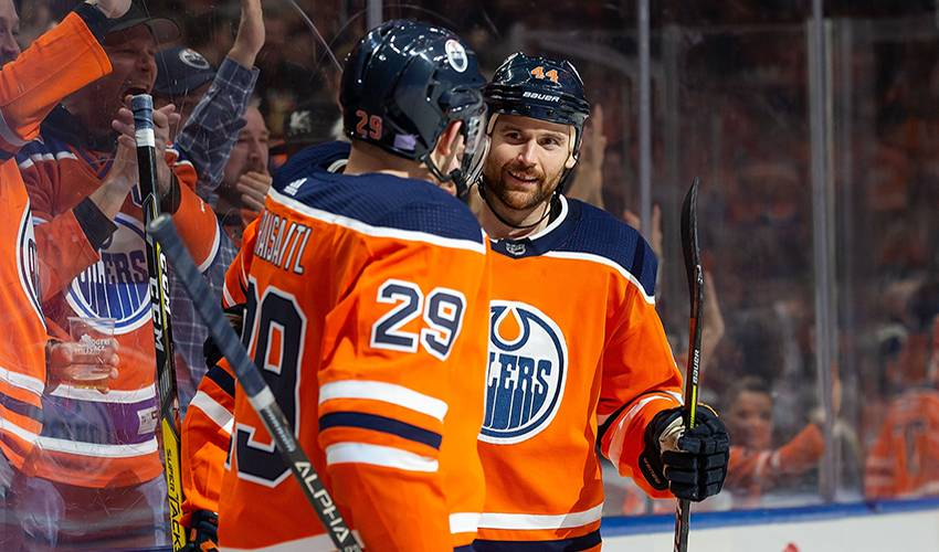 Edmonton Oilers, Zack Kassian agree to four-year contract extension