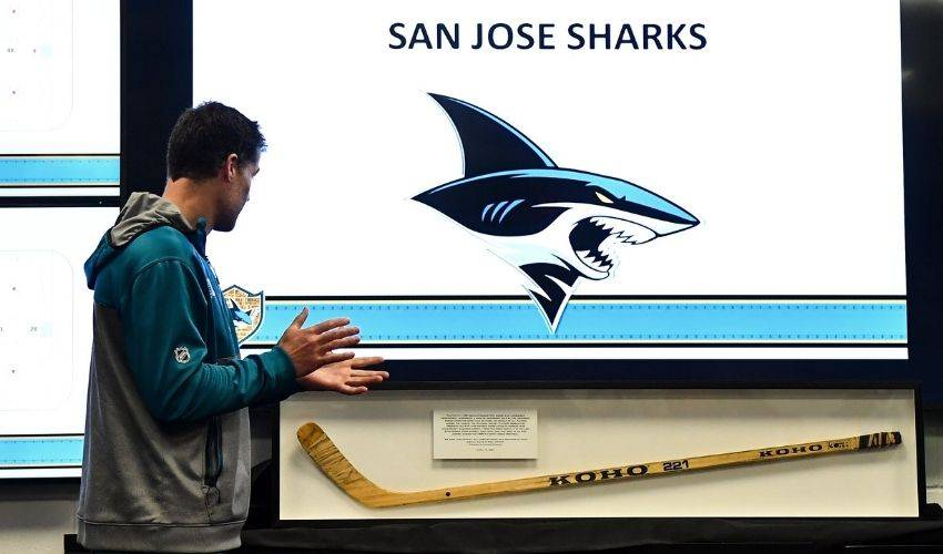 History made and a piece of it owned for Patrick Marleau