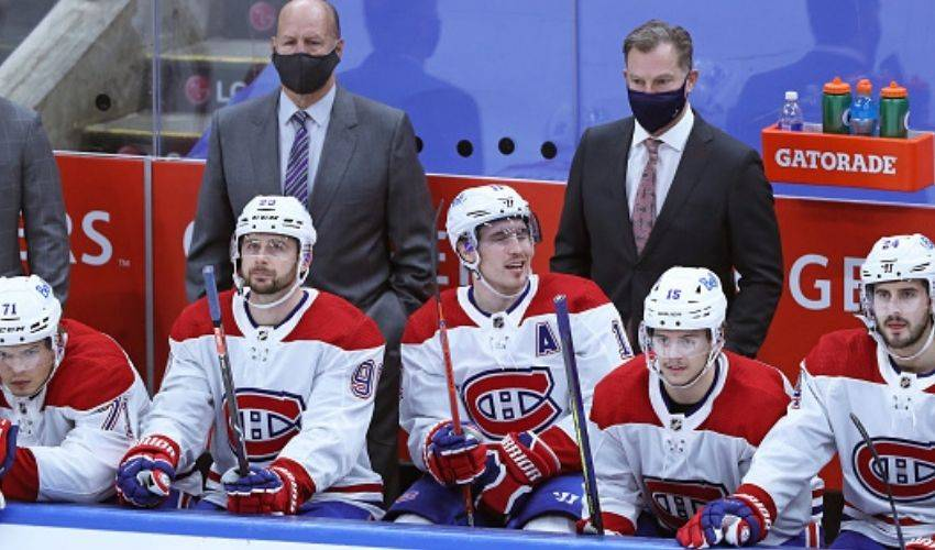 Canadiens fire coach Claude Julien amid losing stretch