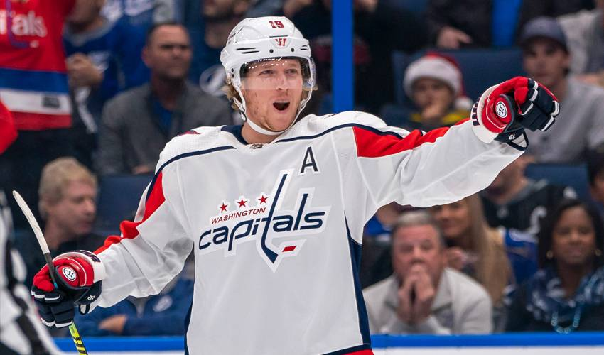 Capitals sign Nicklas Backstrom for 5-year, $46M deal