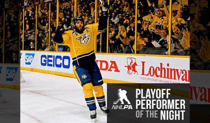 sneakers for cheap cca1d da100 Mike Fisher - News | NHLPA.com