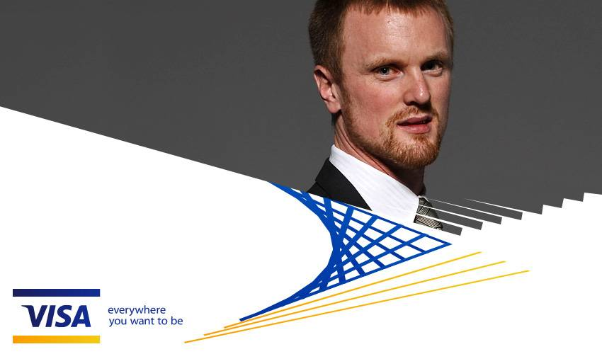Visa Presents: Player Q&A with Henrik Sedin