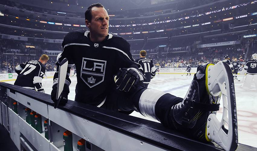Phaneuf closing in on 1,000th NHL game
