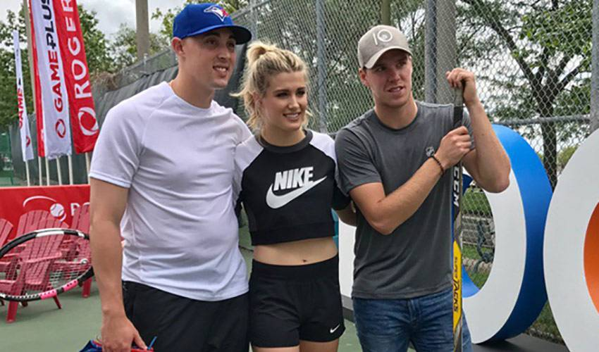 McDavid humbled by Bouchard's athleticism