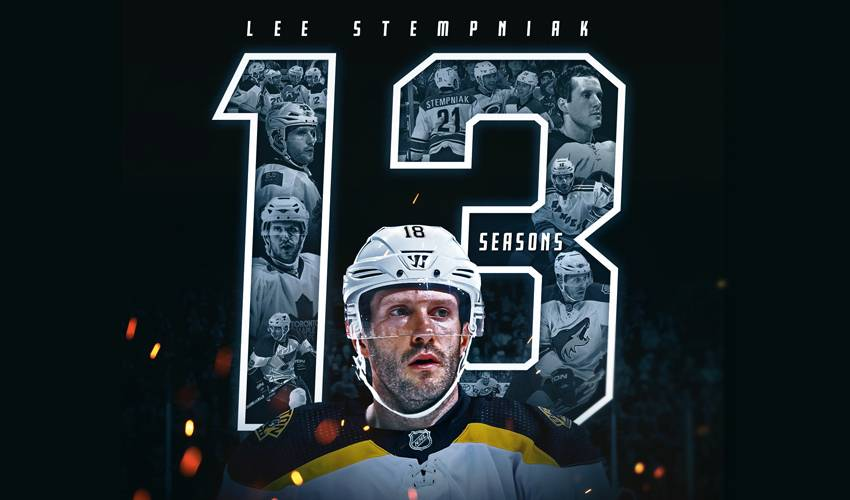Lee Stempniak announces retirement after 13 NHL seasons