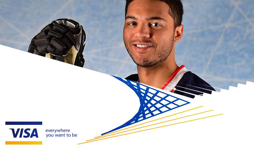 Visa Presents: Player Q&A with Seth Jones