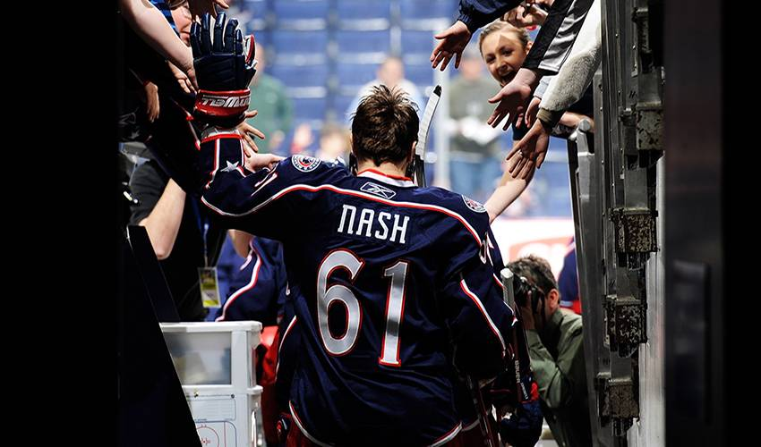Longtime NHL winger Rick Nash retires because of concussion symptoms