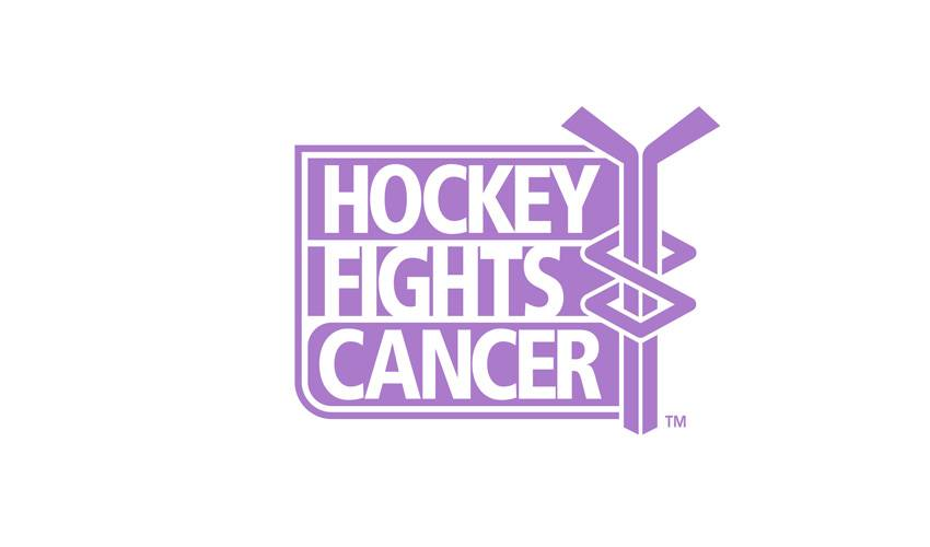 22nd annual Hockey Fights Cancer initiative underway