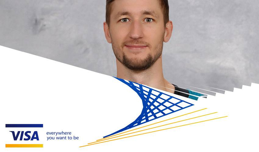 Visa Presents: Player Q&A with Melker Karlsson