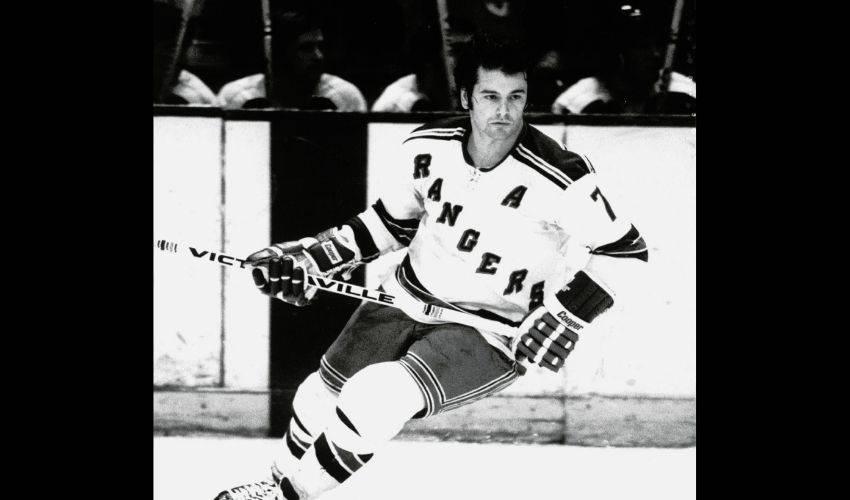Rod Gilbert, Hall of Famer for New York Rangers, dies at 80