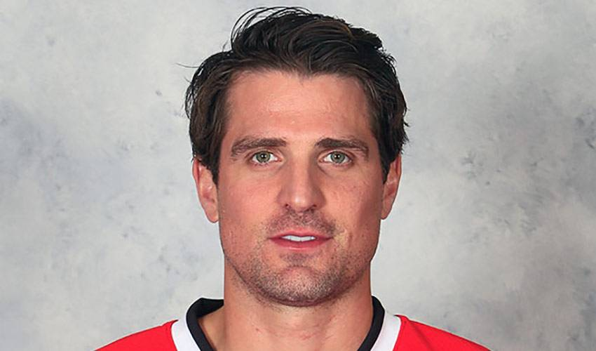 Player of the Week - Patrick Sharp