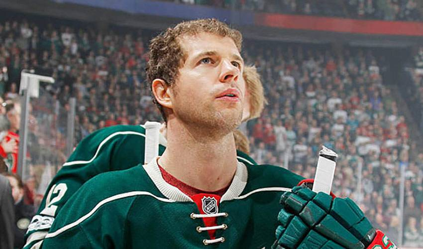 Jason Pominville: Pucks, pranks and the pursuit of 1,000 games