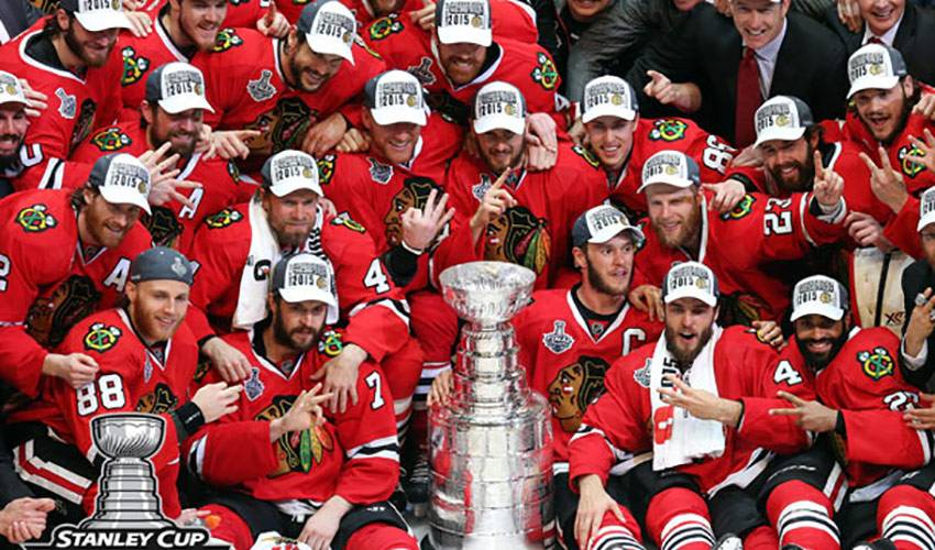 Chicago Claims Another Cup