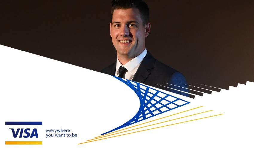 Visa Presents: Player Q&A with Jamie Benn