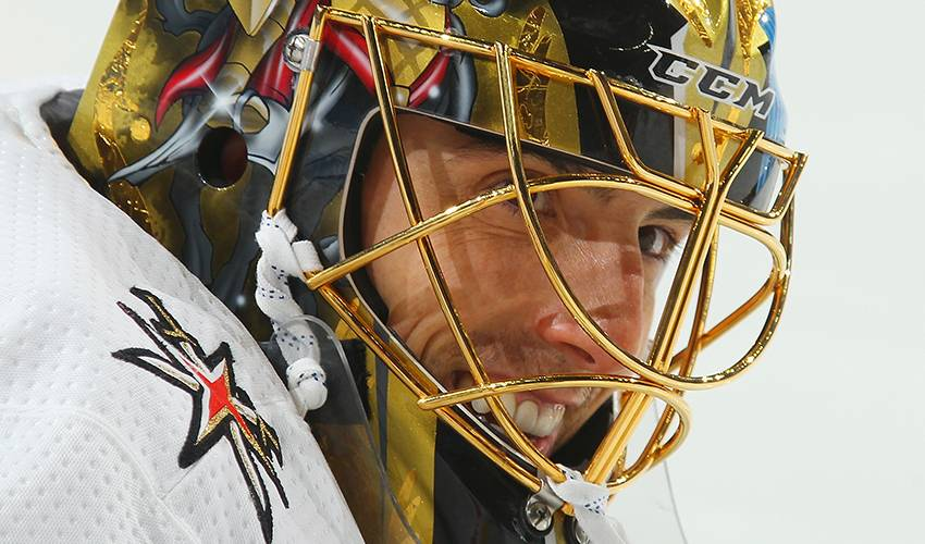 Vegas Golden Knights' rise tied to taking Marc-Andre Fleury