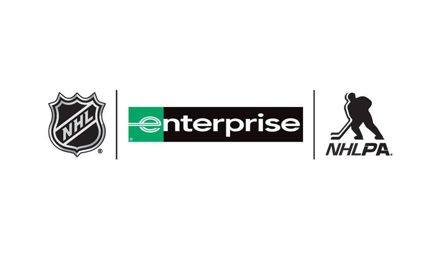 NHL, NHLPA And Enterprise Renew Partnership