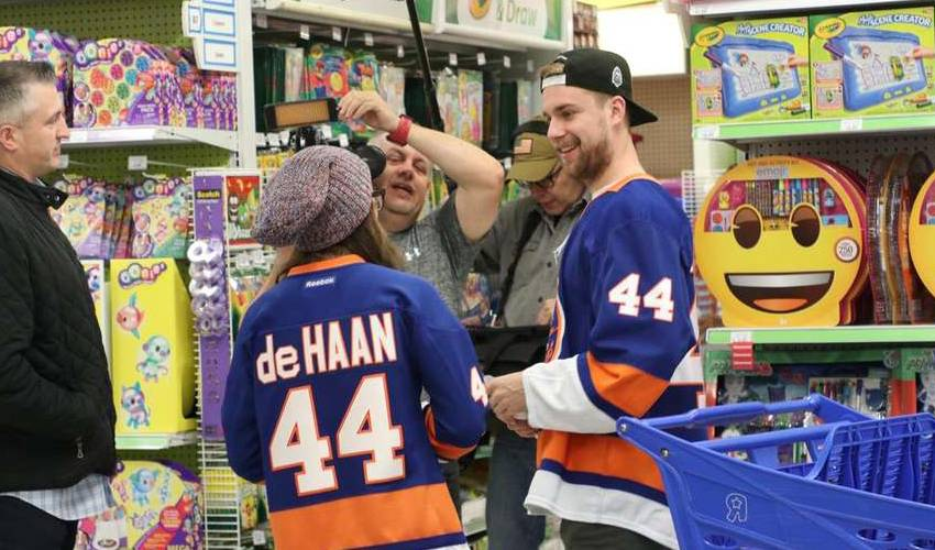 Team trip makes de Haan nostalgic