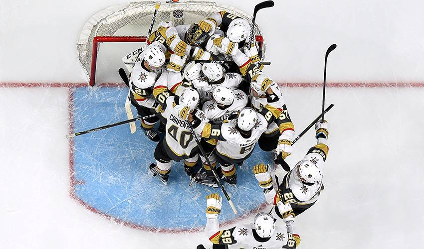 Hitting the jackpot: Knights sweep Kings with 1-0 win